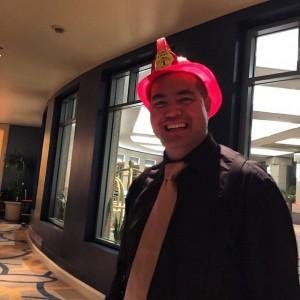 Winning hat